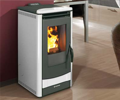 Kaminofen Thermorossi Ecotherm 1000 Metal